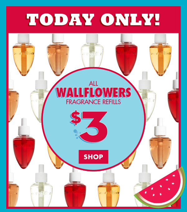 $3 Wallflower Fragrance Refills - Today Only! - SHOP