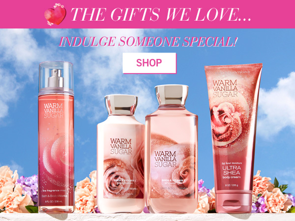 The Gifts we Love...indulge your daughter! SHOP