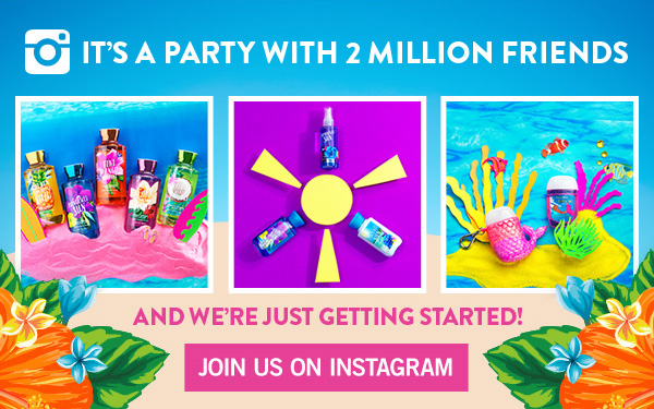 It's a party with 2 million friends - and we're just getting started! Join us on Instagram